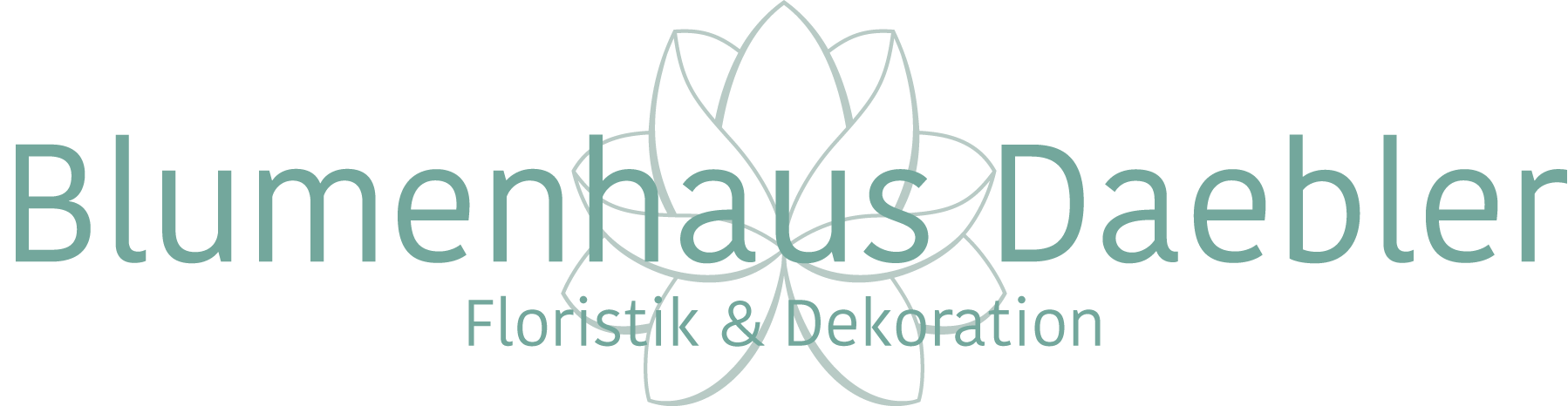 Logo von Blumenhaus Daebler